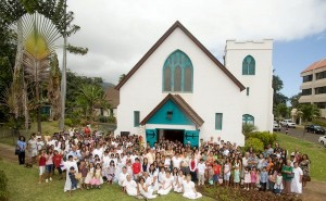 Good Shepherd Episcopal Church in Wailuku. Courtesy photo.
