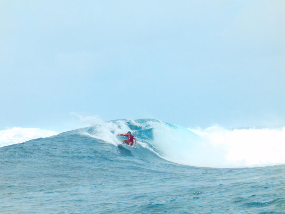 Kai Mana Photo: WSL
