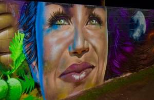 Pā'ia Mural Project. 808 URBAN photo.