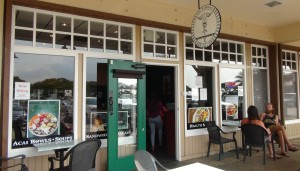 Farmacy restaurant and juice bar, now open at the Pukalani Terrace Center. Photo by Kiaora Bohlool.