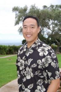 Darren Kasai. Kaiser Permanente Maui photo.
