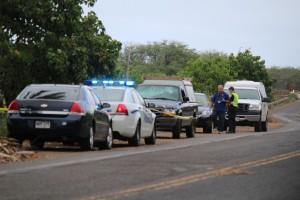 Kanaha investigation. (3.19.16) Photo by Wendy Osher.