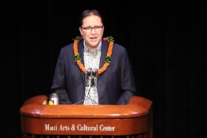 Maui Managing Director Keith Regan. Photo by Wendy Osher.