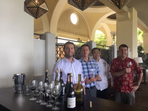MauiWine at Luana, the lobby bar at Fairmont Kea Lani. Courtesy photo.
