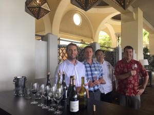 MauiWine at Luana, the lobby bar at Fairmont Kea Lani. Courtesy photo.
