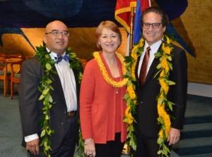 Opening Day Hawaii Senate Majority Maui Senators