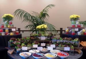 Themed lunch break photo courtesy Westin Maui Resort & Spa.