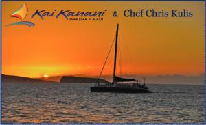 Kai Kanani Sunset Dinner Cruise.  Courtesy photo.