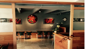 The Brasserie at Maui Thai Bistro, opening March 11. Courtesy photo.