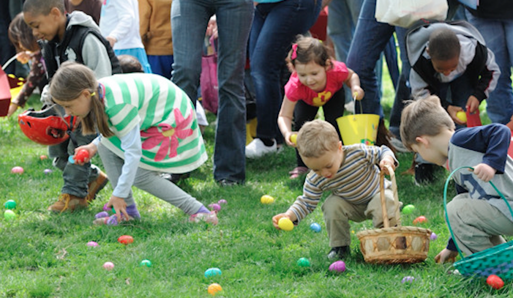 Free Easter Egg Hunt, Rodeo, Family Fun Day in Makawao