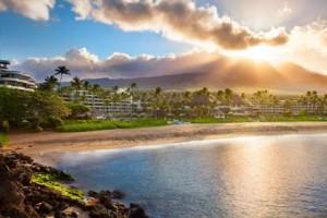 Sheraton Maui Resort & Spa, where the Anuenue Gala happens on Oct. 20 , 2016. Courtesy photo.