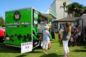 Sumo Dogs Maui food truck. Courtesy photo.