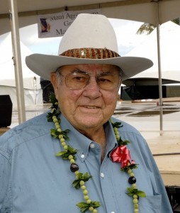 "David ""Buddy"" Nobriga of Maui Soda & Ice Works, who will be honored at a Legacy Farmer's Breakfast at Ag Fest. Courtesy photo."