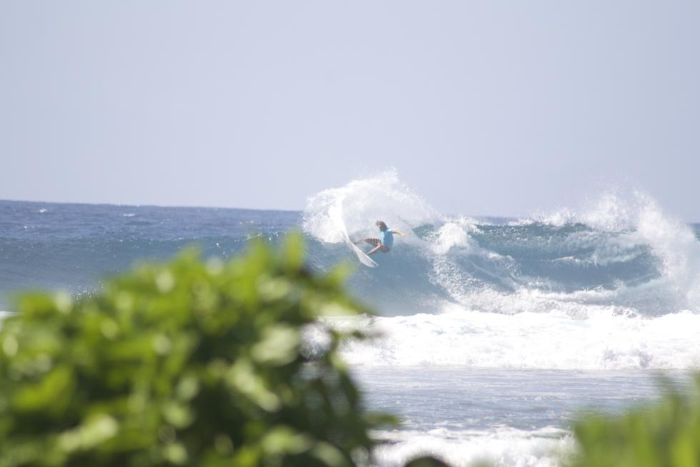 Kai Mana Henry Photo: WSL