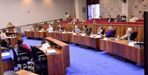 Special Committee on County Manager form of government. Image courtesy: Office of Council Services.