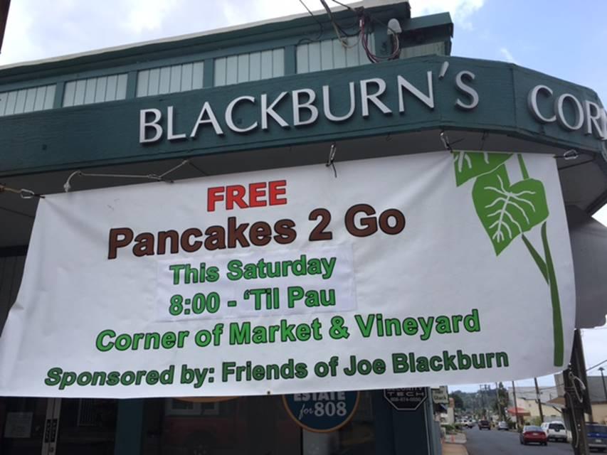 Photo credit: The Friends of Joe Blackburn for Council.