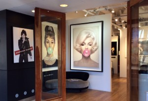 Mouche Gallery opened its doors to a new location at The Shops at Wailea. Courtesy photo.