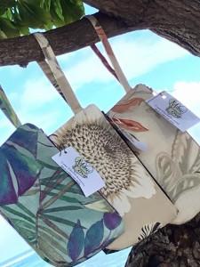 Maui made product samples. Photo credit: Queen Kaʻahumanu Center.