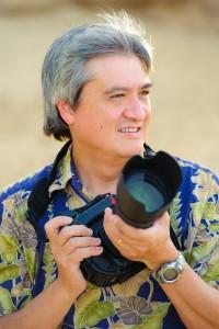 Peter Liu, Pā'ia Bay, Maui, Hawaii. Photography by Aubrey Hord.