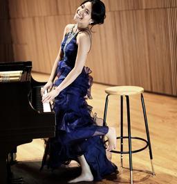 Pianist Joyce Yang. Photo courtesy of The MACC.