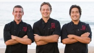 Chefs/Co-Owners at Three's Bar and Grill. Courtesy photo.