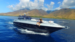 Play Paradise, Maui Yacht Charters' parent company, has added a new luxury yacht to its charter fleets—The Satisfaction.