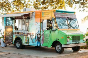 Three's food truck. Courtesy photo.