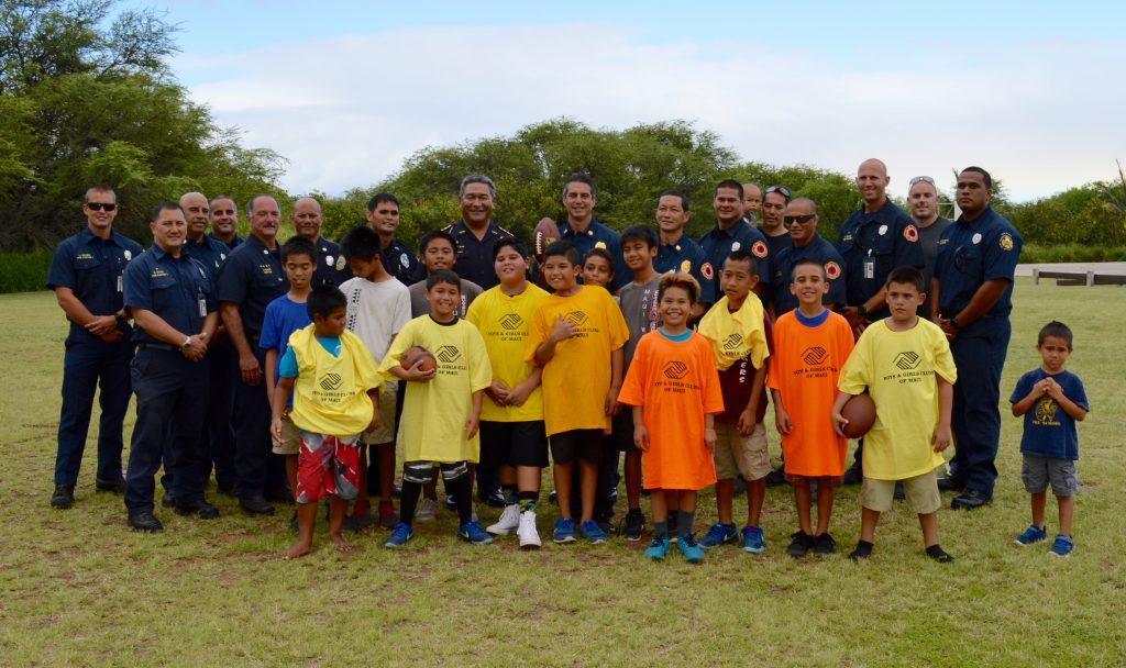 Photo credit: Boys & Girls Clubs of Maui.