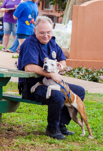 The Maui Humane Society launches 24-Hour Animal Response program. Photo credit: Maui Humane Society.