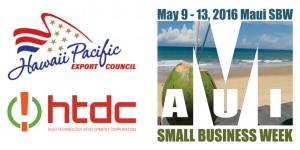 HPEC and HTDC are in the list of visionaries and innovators sponsoring the 2016 Maui Small Business Week. Maui SBW graphic