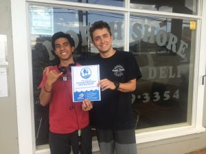North Share Bakery & Deli in Pā'ia is certified as Ocean Friendly. Courtesy photo.