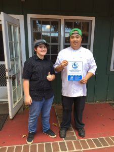 Market Fresh Bistro in Makawao is certified as Ocean Friendly. Courtesy photo.