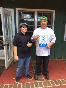 Market Fresh Bistro in Makawao is certified as Ocean Friendly. Courtesy photo.