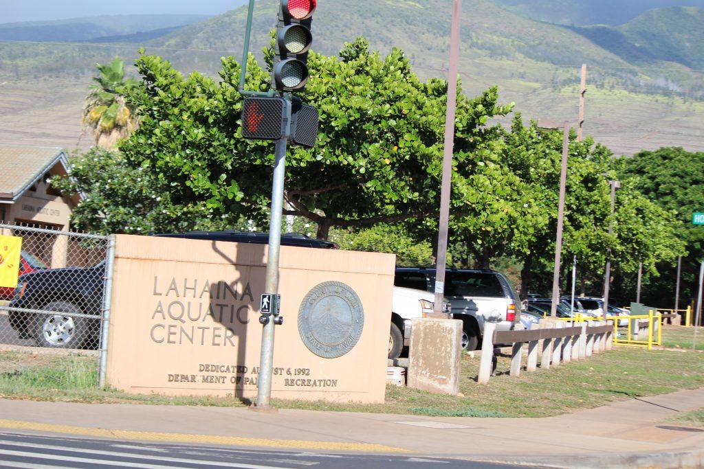 Lahaina Aquatic Center. Photo by Wendy Osher.