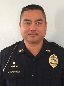 Randy Esperanza.