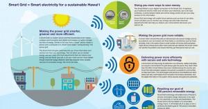 Hawaiian Electric Companies infographic.