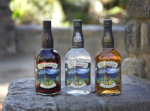 Maui-based Kolani Distillers LLC, the makers of Old Lahaina Rum, was the only company from Hawai'i to land a deal at Walmart's Open Call event in 2015.