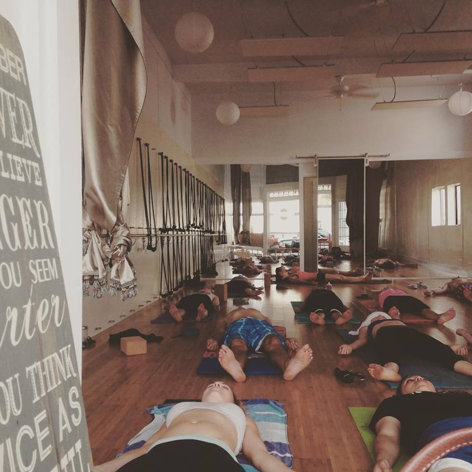 Maui Youth & Family Services (MYFS) is the nonprofit recipient for Afterglow Yoga's donation-based classes in the months of April and May.