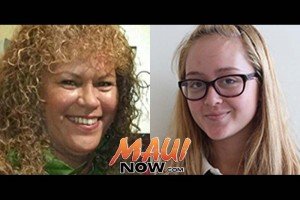 "Lillian ""Leo"" Asuncion (left) and Sanoelani Lanias (right). Photos courtesy: Mental Health America of Hawaiʻi."