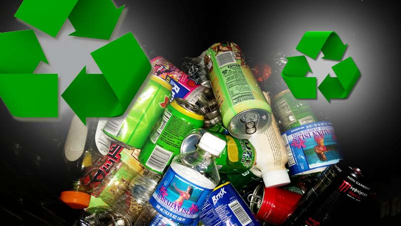 Recycling. Maui Now image.