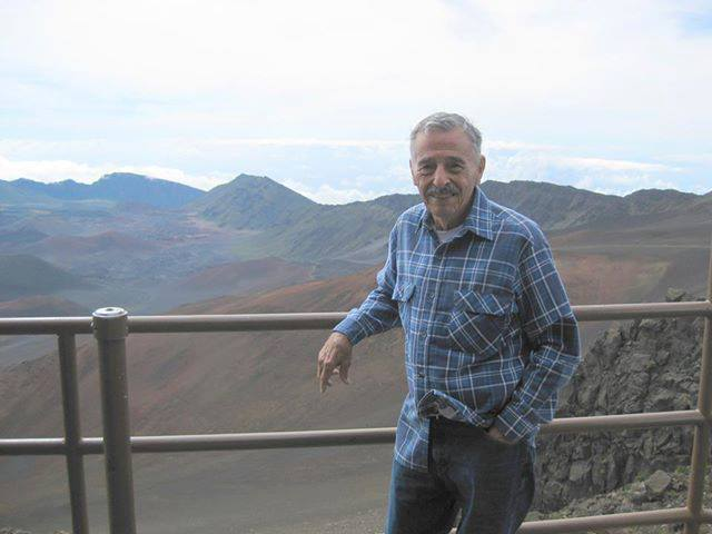 Uncle Rex is a former Civilian Conservation Corp member who also turns 100 this year. Photo credit: Haleakalā National Park.