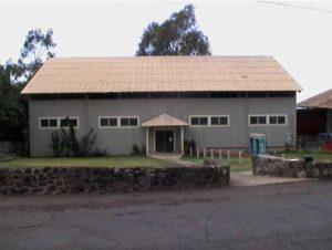 Waiakoa Gym. Photo credit: County of Maui.