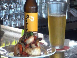 Shrimp scampi, available during Restaurant Week Wailea on a $29 prix fixe menu. Photo by Kiaora Bohlool.