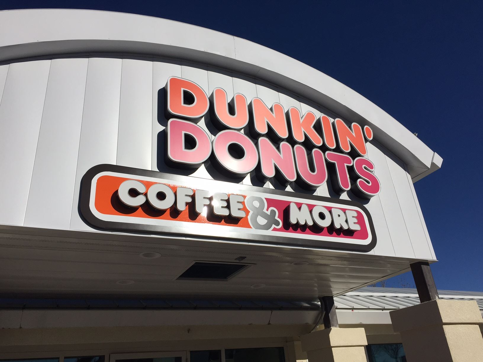 Dunkin' Donuts. Photo courtesy Dunkin' Donuts Facebook.