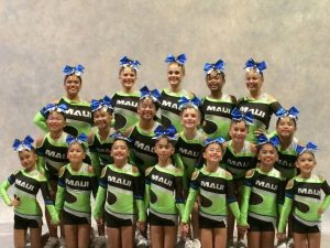 Maui Cheer Allstars. Courtesy photo.
