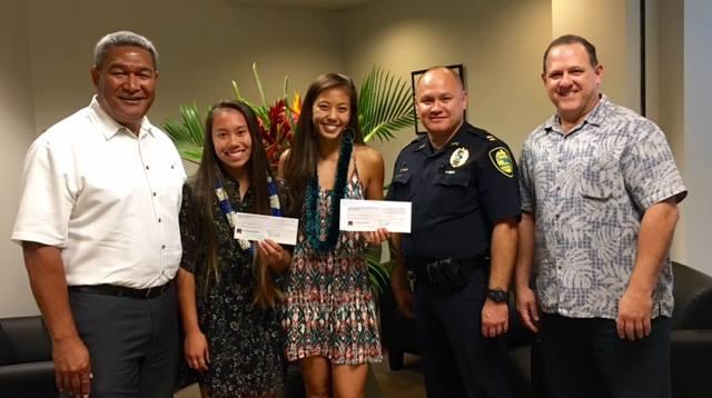 Photo courtesy: Maui Police Department.