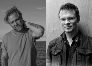 Anders Osborne and Luther Dickinson image provided by The MACC.