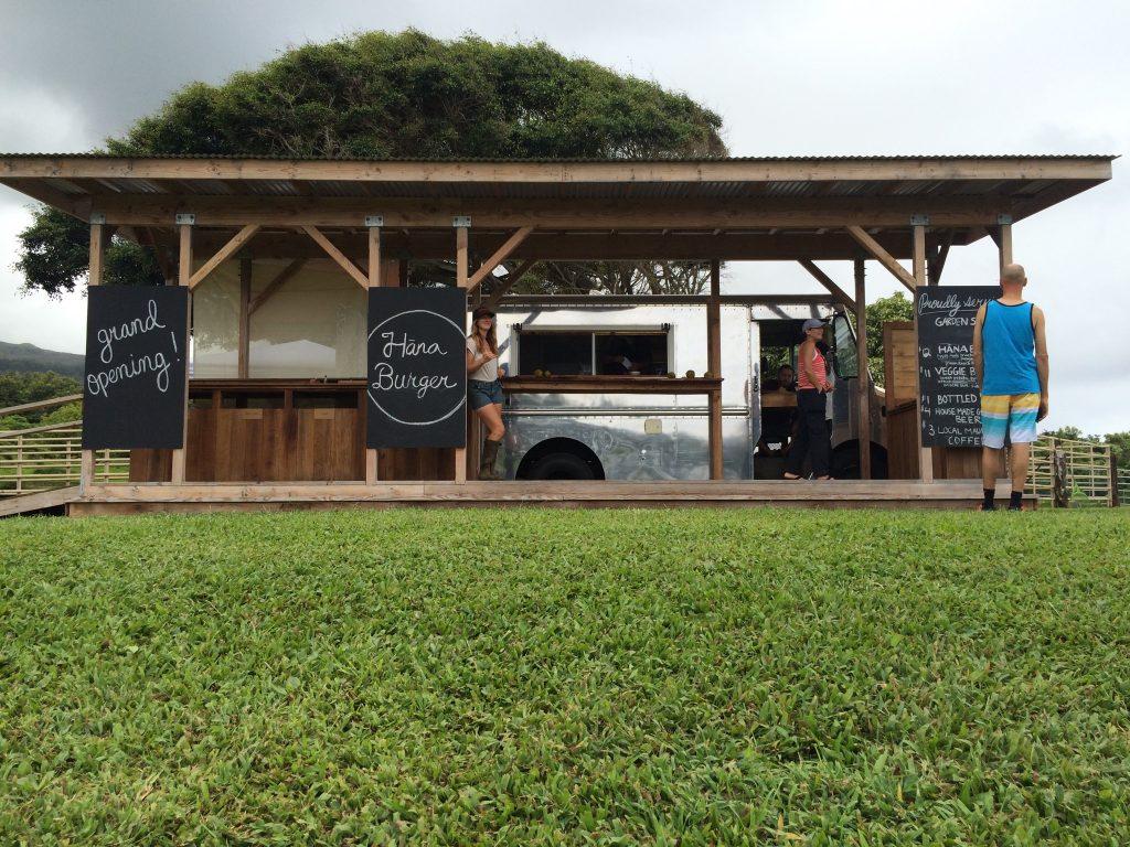 Hana Ranch Food Truck Grand Opening. Courtesy photo.