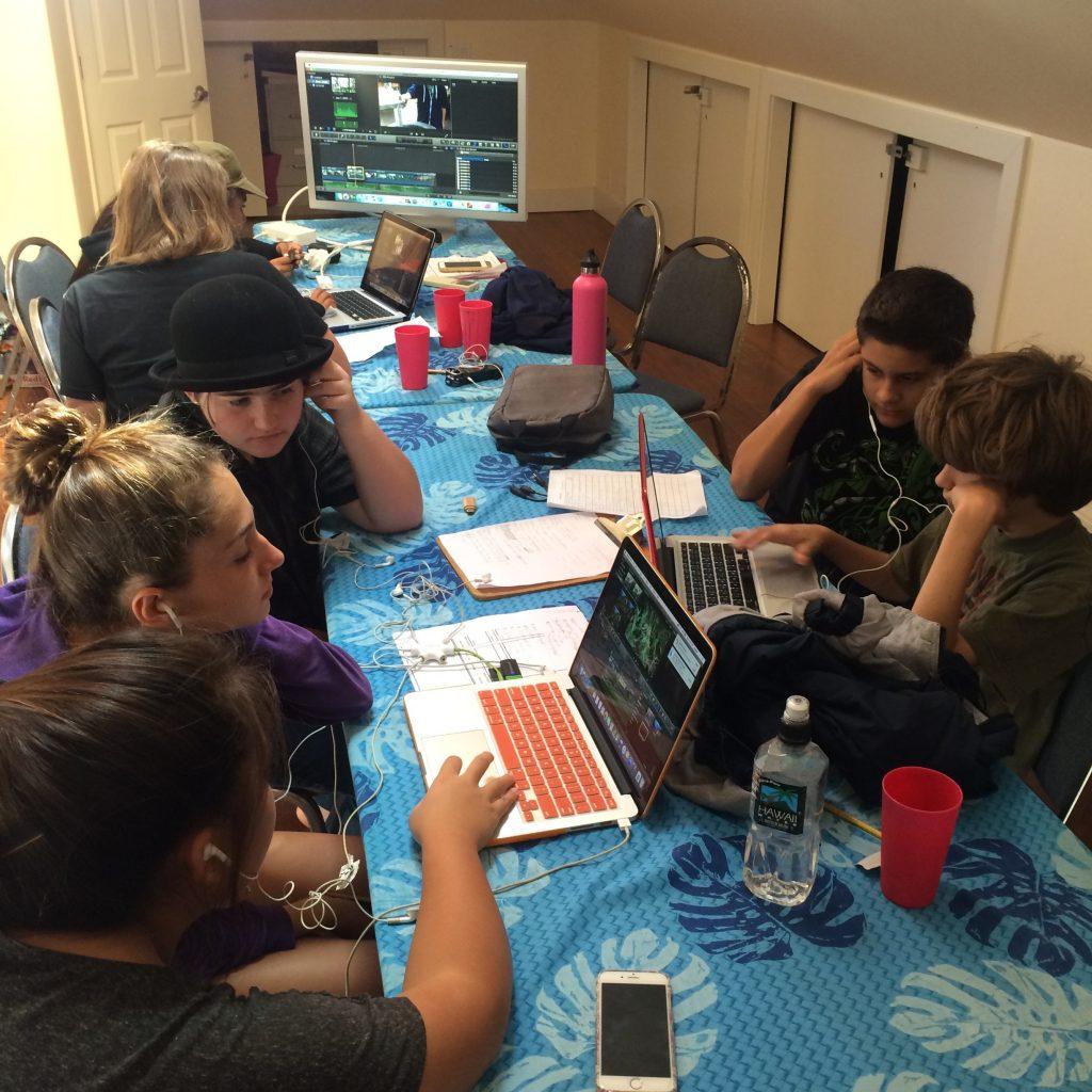 Maui Huliau Youth Environmental Film Festival