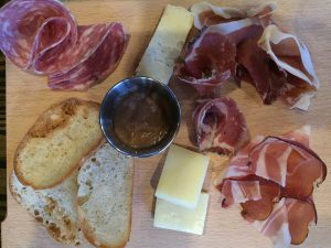 "Anti Pasti ""share plate"" at Taverna, one of the restaurants taking part in RSVP. Courtesy photo."